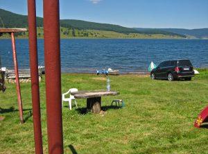 fishing, boat, trailer